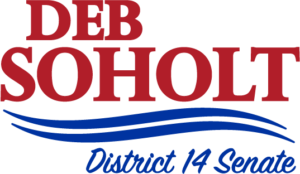 Deb Soholt District 14 Senate